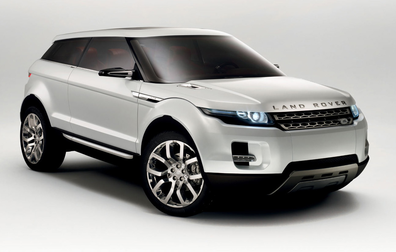 Land Rover LRX Concept Will Make Its European Debut In Geneva News ...