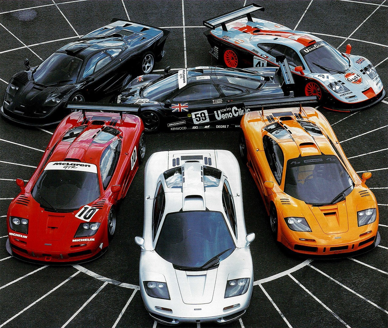 Who Invented The First Car >> 1995 McLaren F1 LM Gallery 240516 | Top Speed