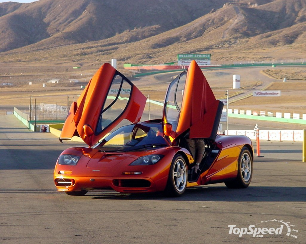 Pebble Beach Car Show >> 1995 McLaren F1 LM - Picture 240520 | car review @ Top Speed