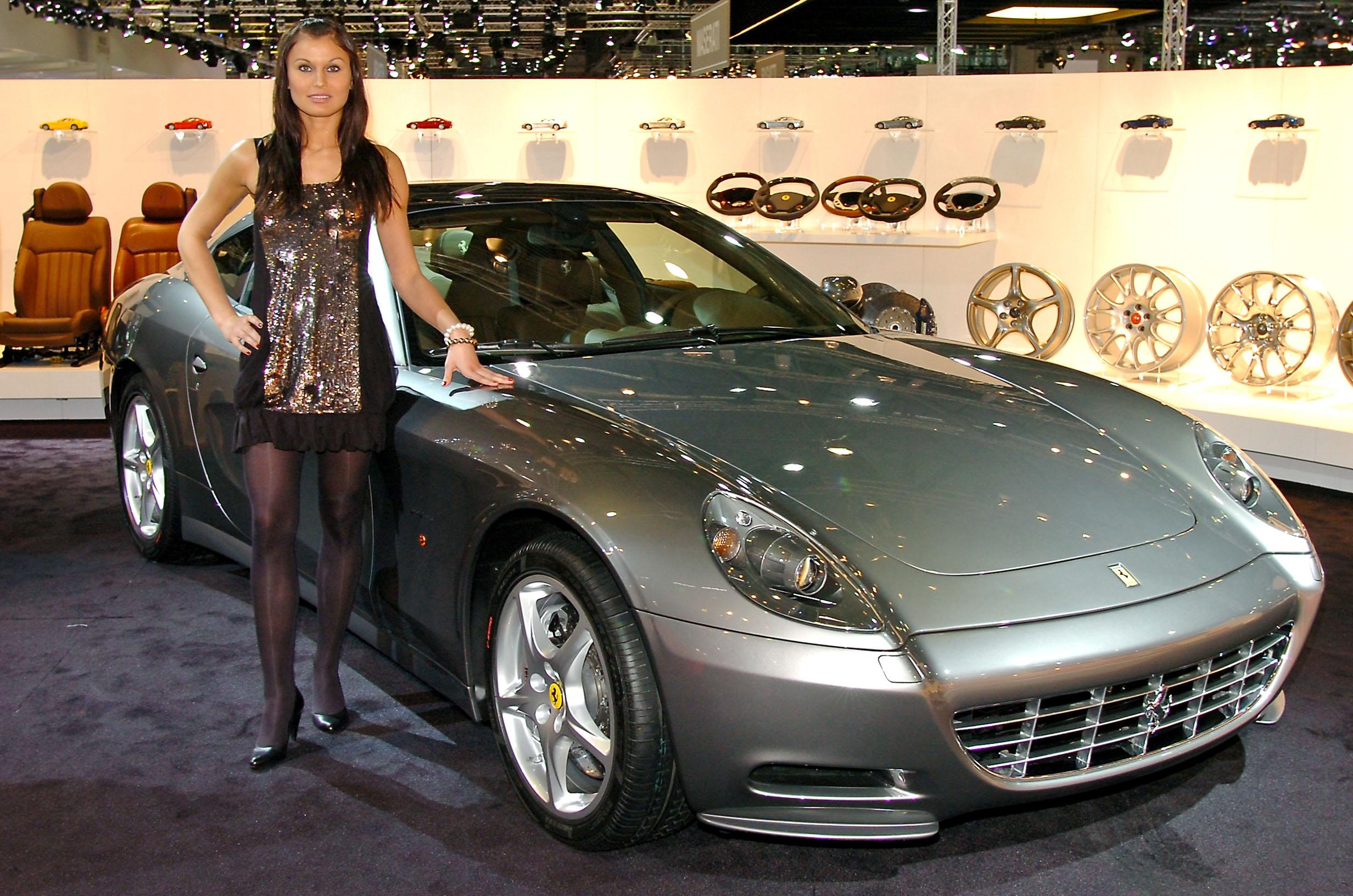2008 Ferrari 612 Scaglietti One To One | Top Speed. »