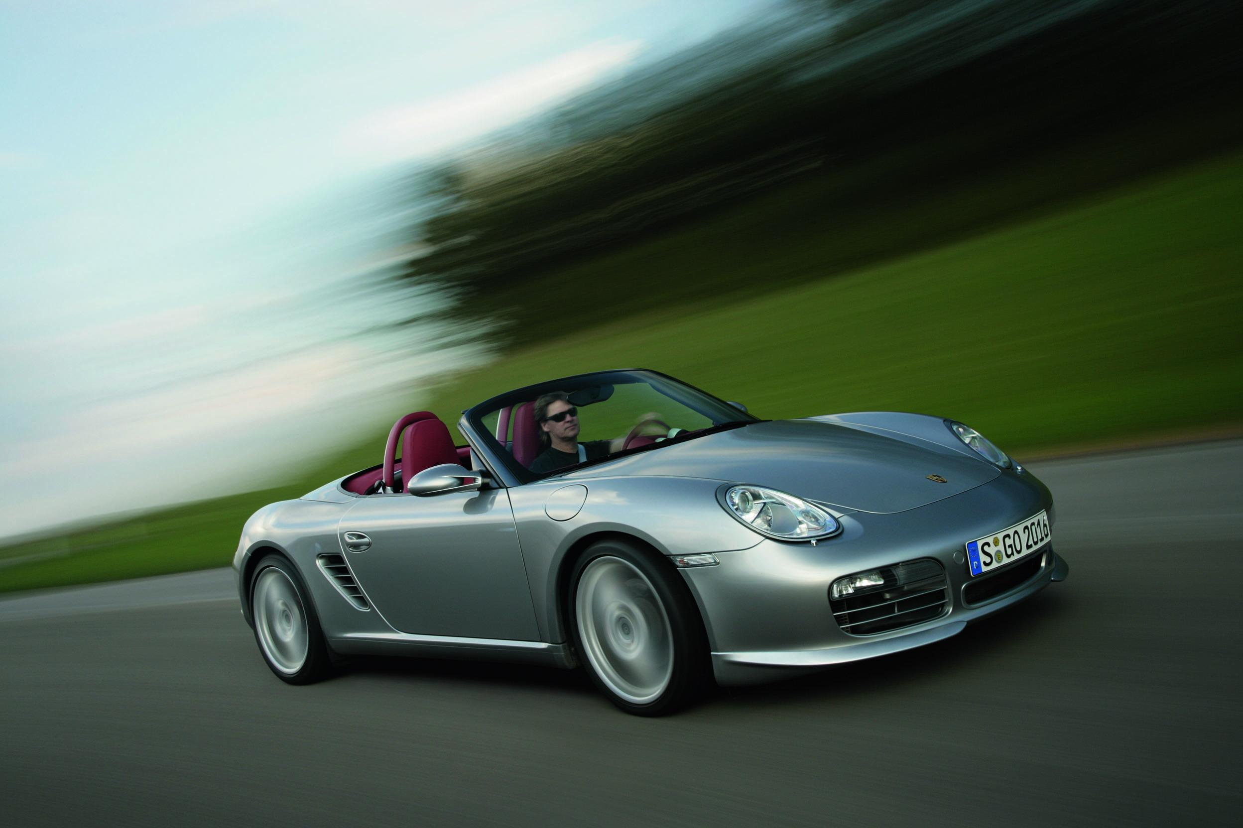 2008 Porsche Boxster Rs 60 Spyder Review Top Speed