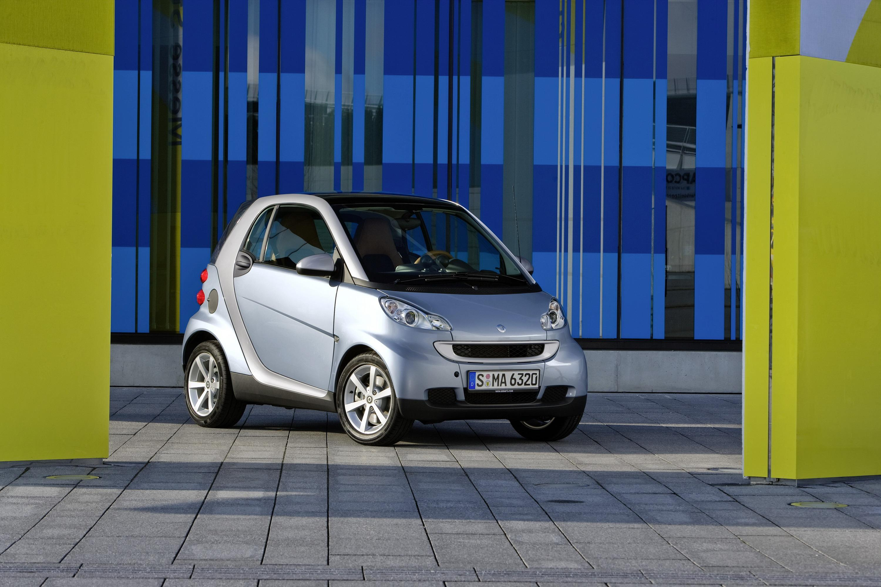 2008 Smart Edition Limited Two