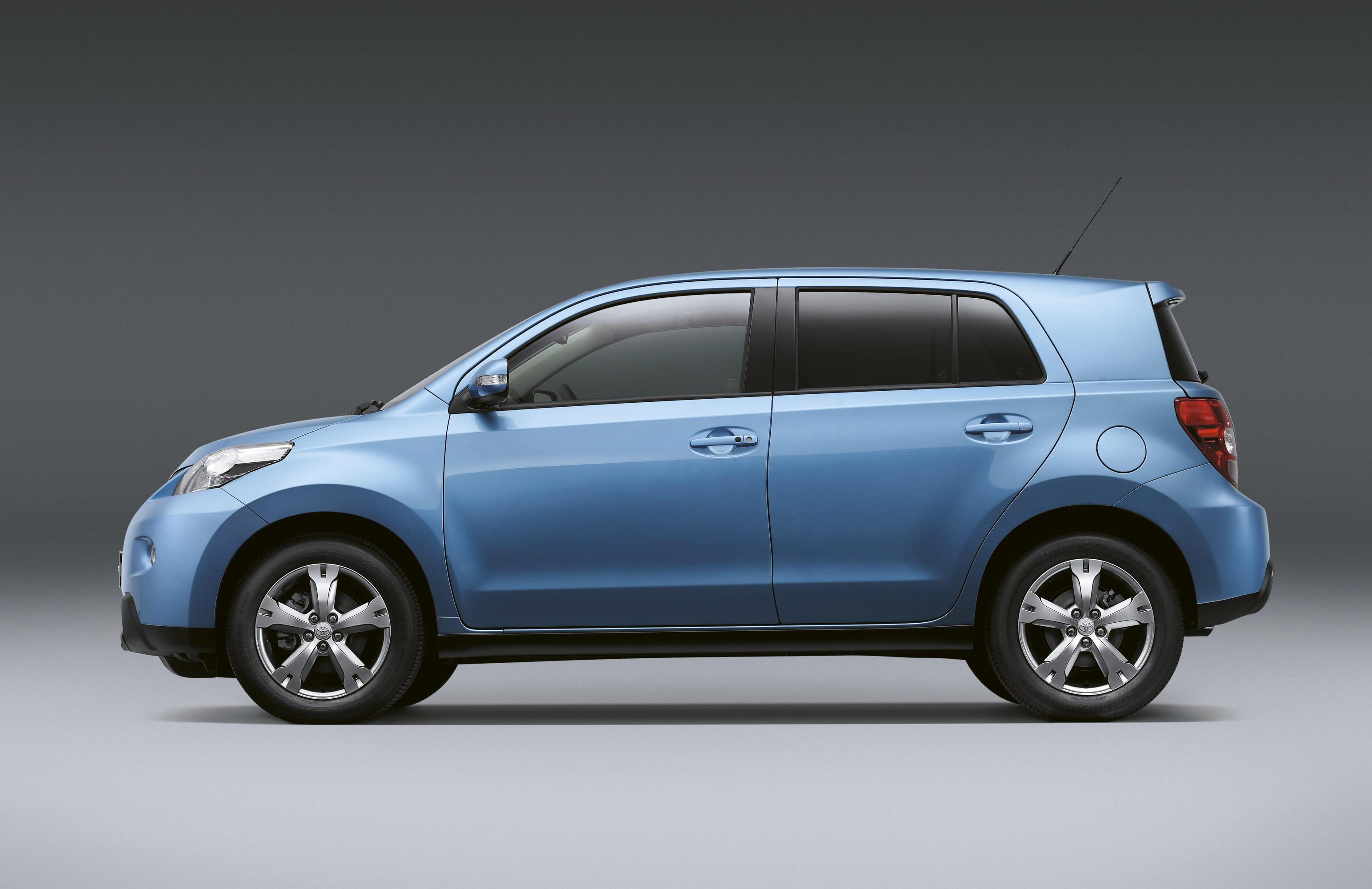 Toyota Urban Cruiser News And Reviews | Top Speed. »