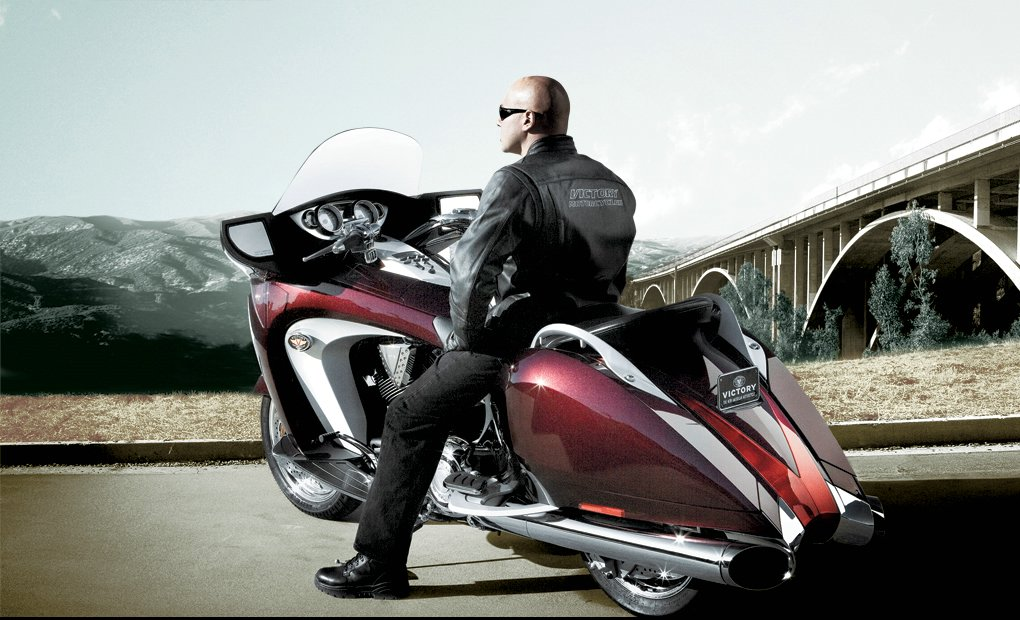 2008 Victory Vision Review - Top Speed