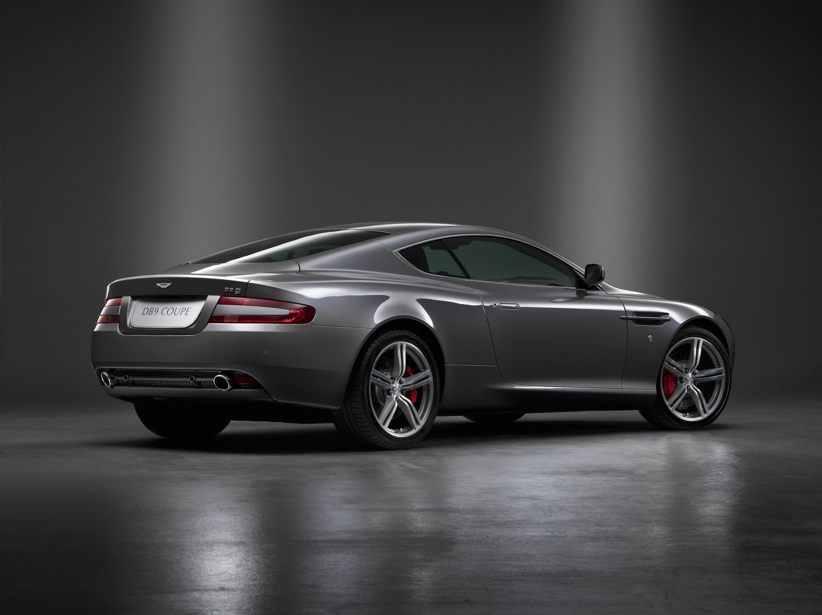 2009 aston martin db9 review - top speed