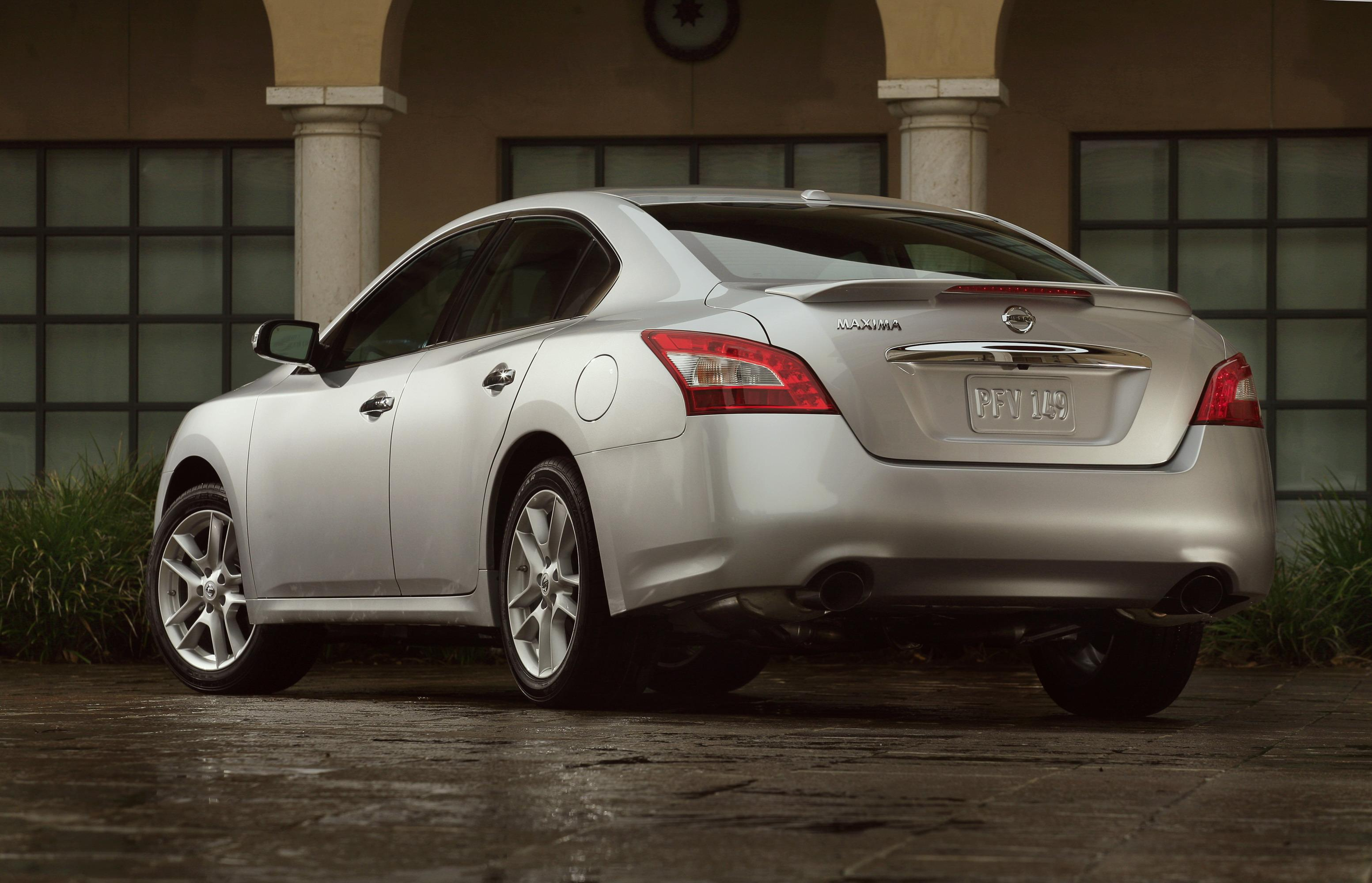 2009 Nissan Maxima Review Top Speed