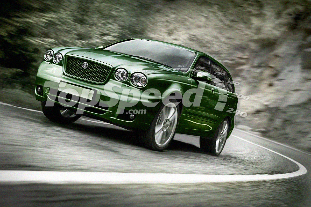 2010 Jaguar Suv Top Speed