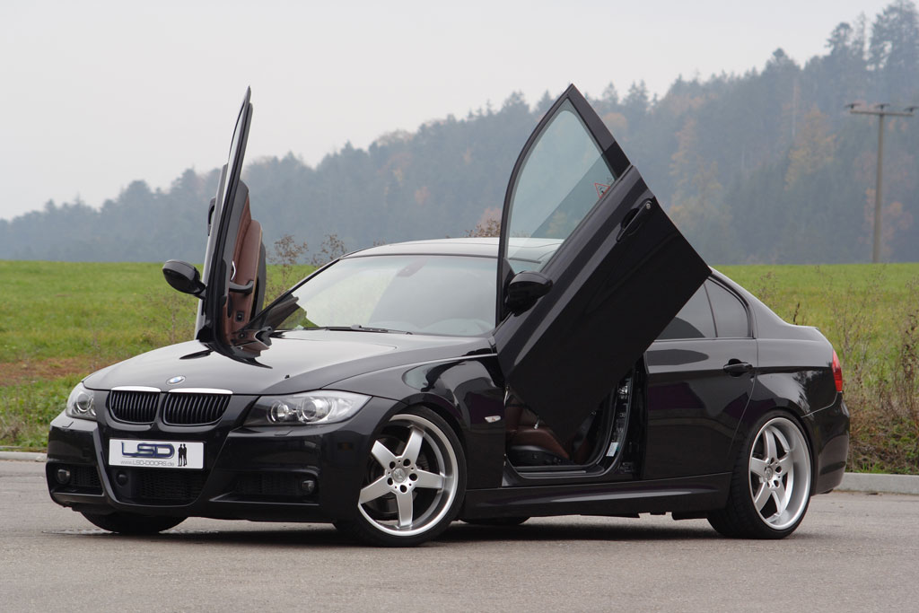 Bmw 3 Series E90 With Lsd Doors Pictures Photos Wallpapers Top