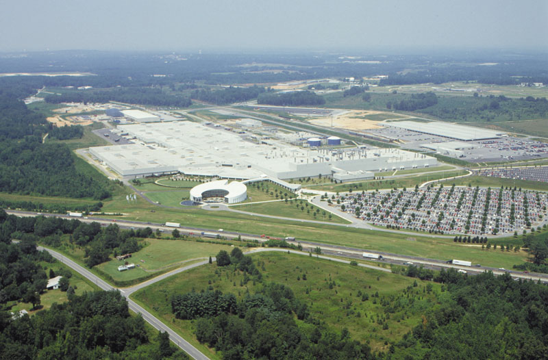 BMW Plant Spartanburg >> Bmw To Expand Spartanburg Plant Picture Top Speed