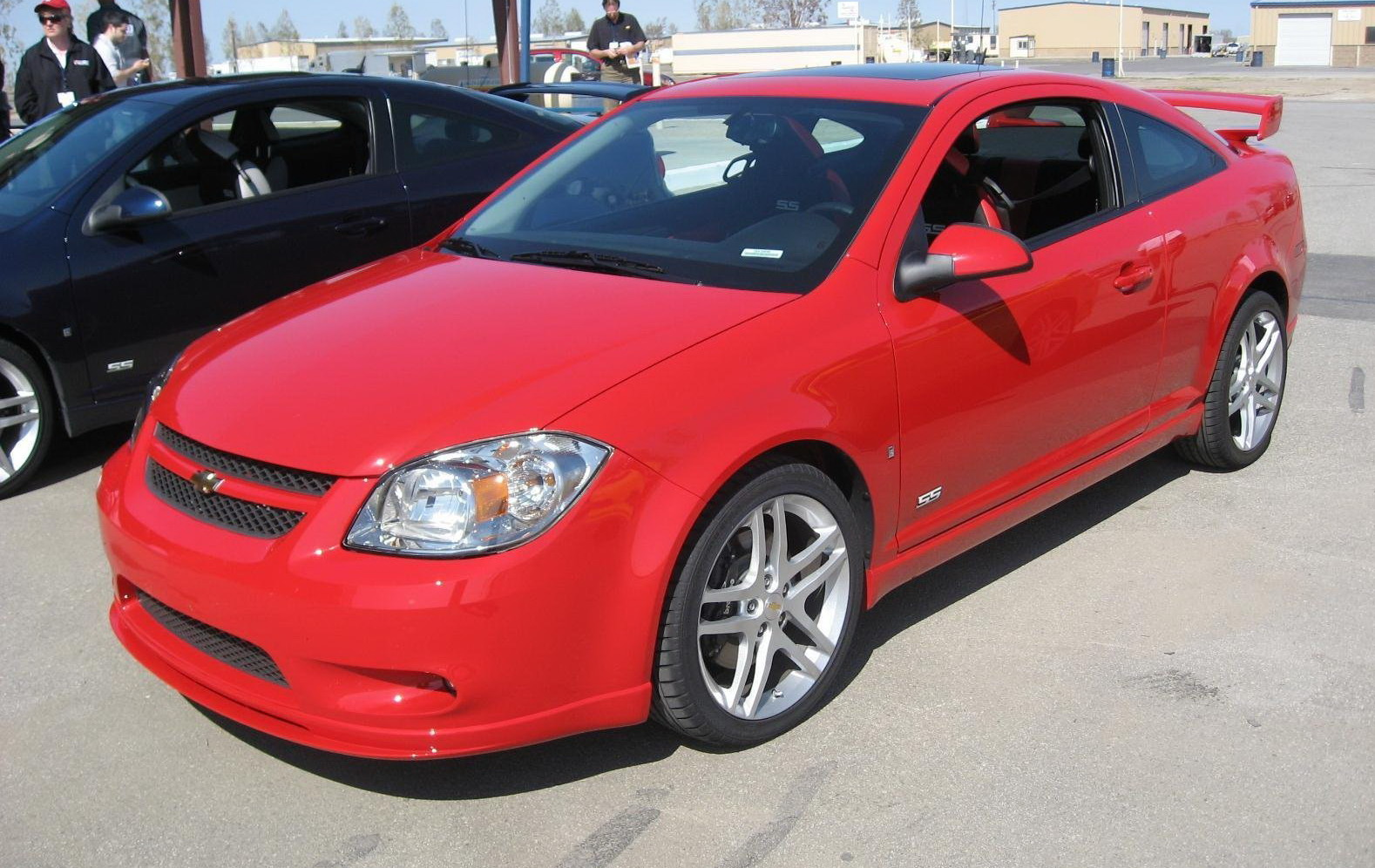 chevrolet cobalt ss pricing announced top speed. Black Bedroom Furniture Sets. Home Design Ideas