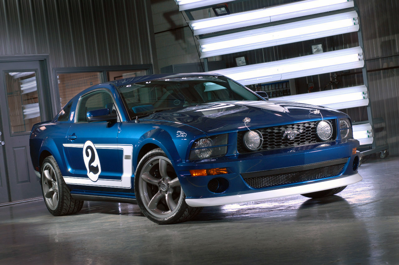 Car Body Kits >> Saleen Gurney Signature Edition Mustang Review - Top Speed