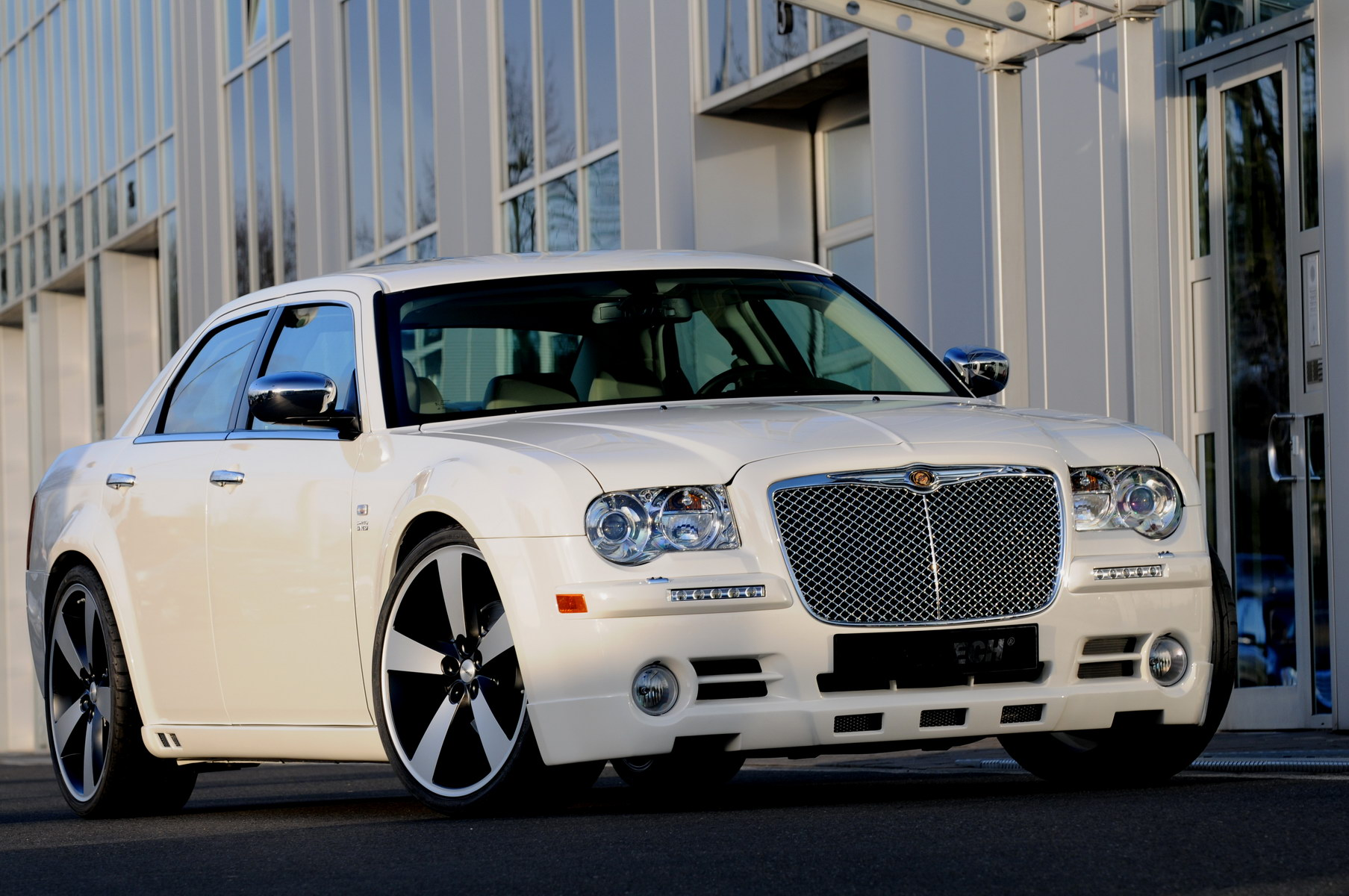 Startech Chrysler 300c Top Speed