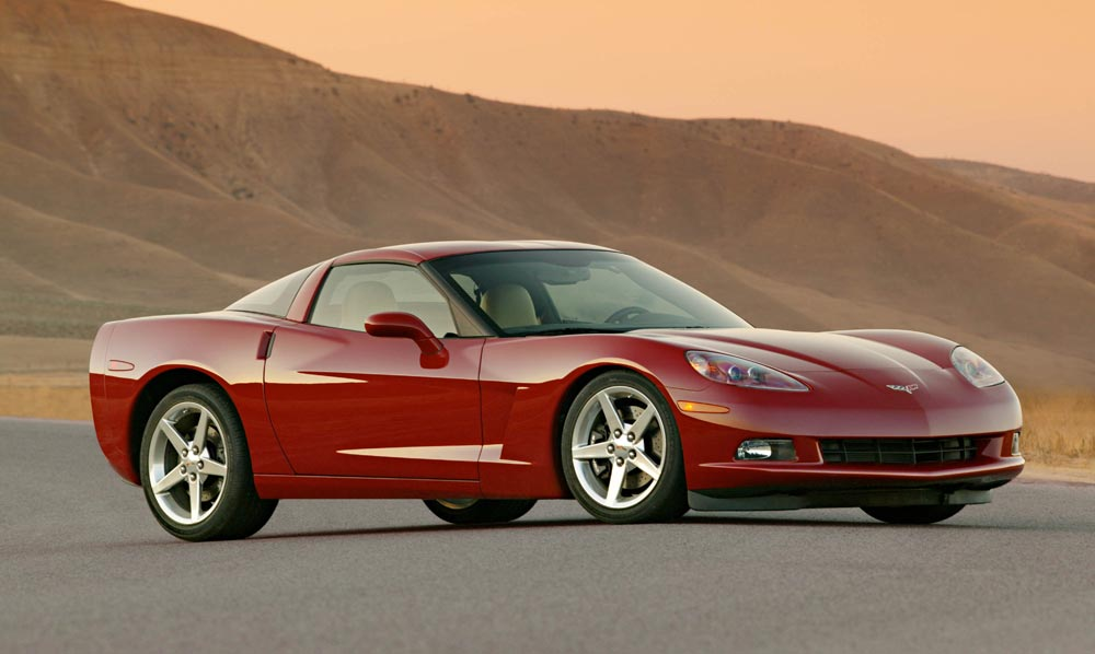 Was The C6 Corvette A Mistake? News - Top Speed