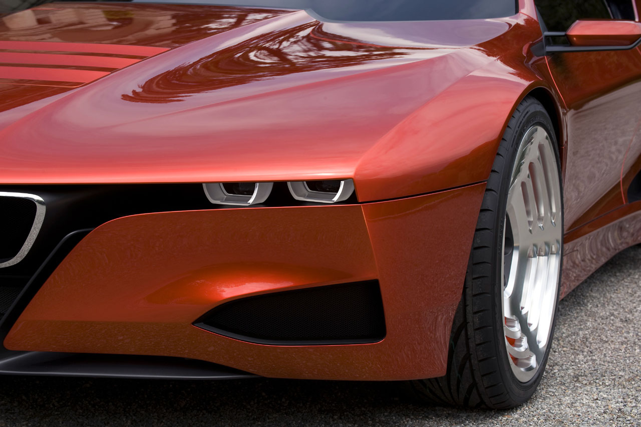 2008 BMW M1 Hommage | Top Speed