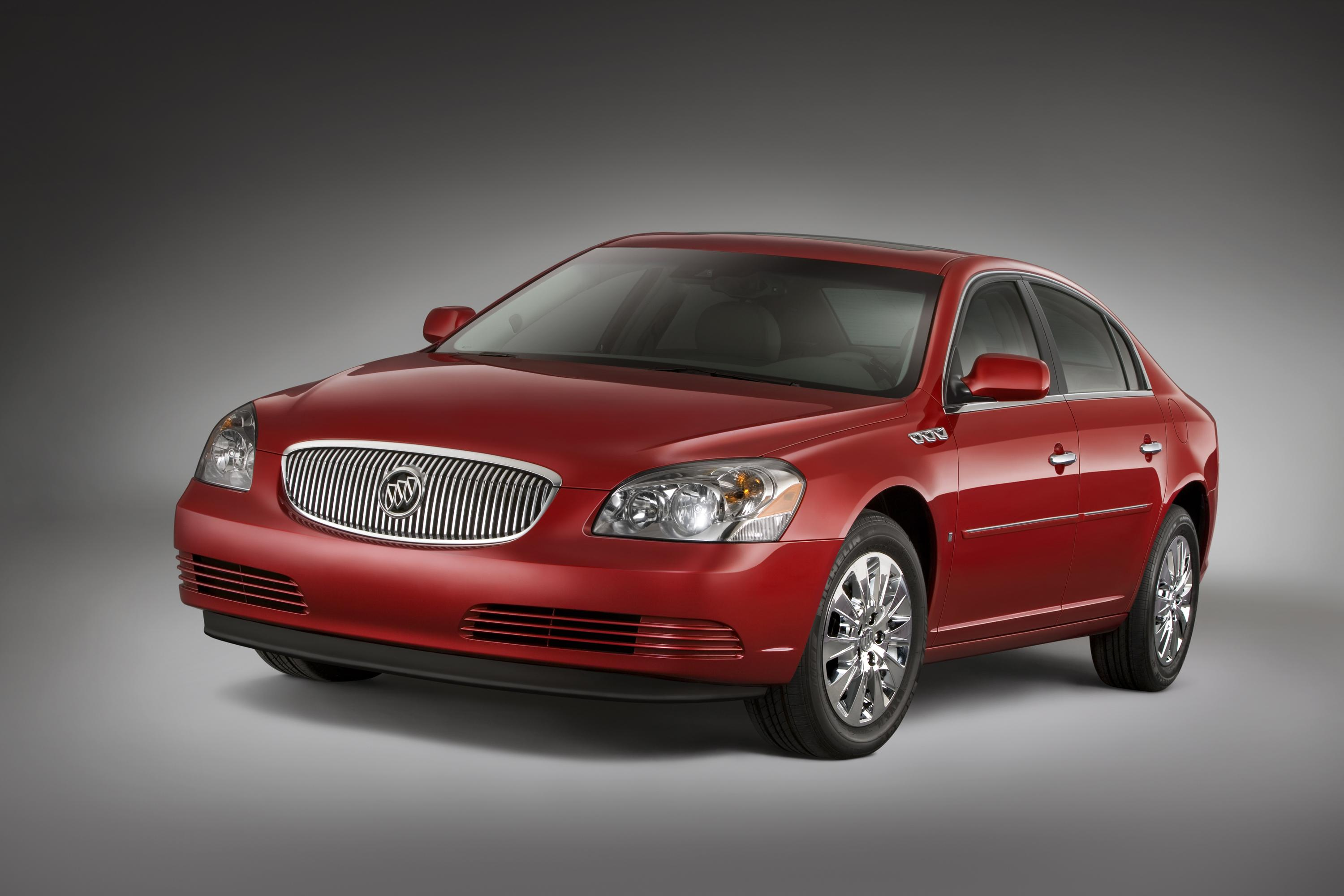 2008 buick lucerne cxl special edition review gallery. Black Bedroom Furniture Sets. Home Design Ideas