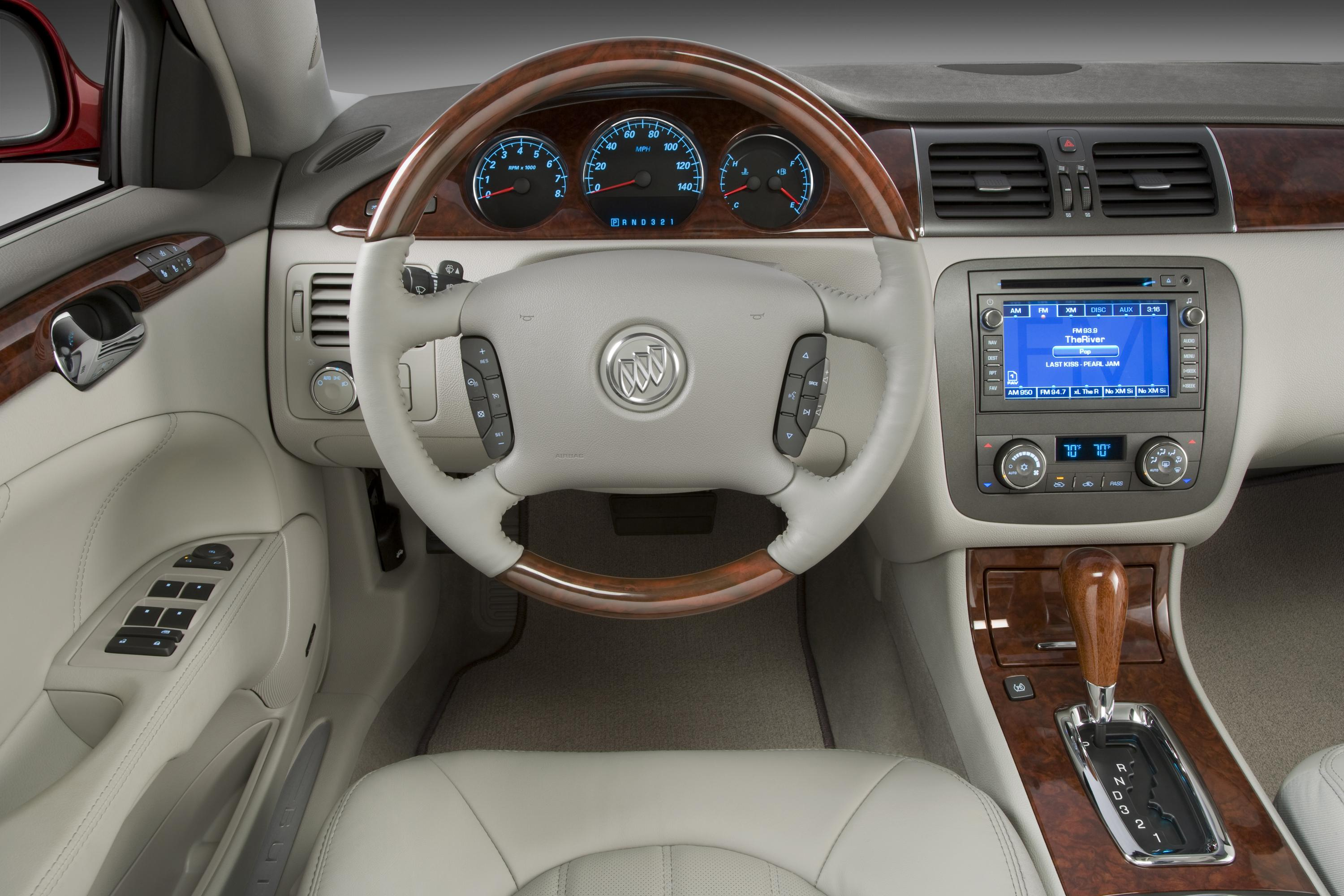 2008 Buick Lucerne Cxl Special Edition Top Speed