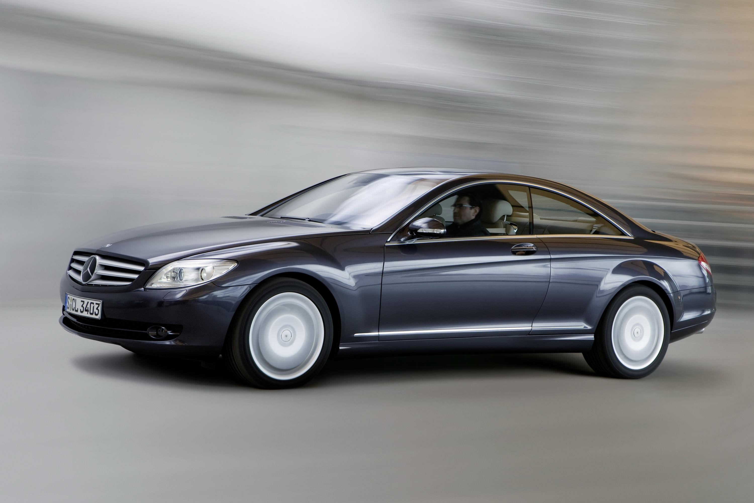 Awesome 2008 Mercedes CL500 4MATIC Review   Top Speed. »