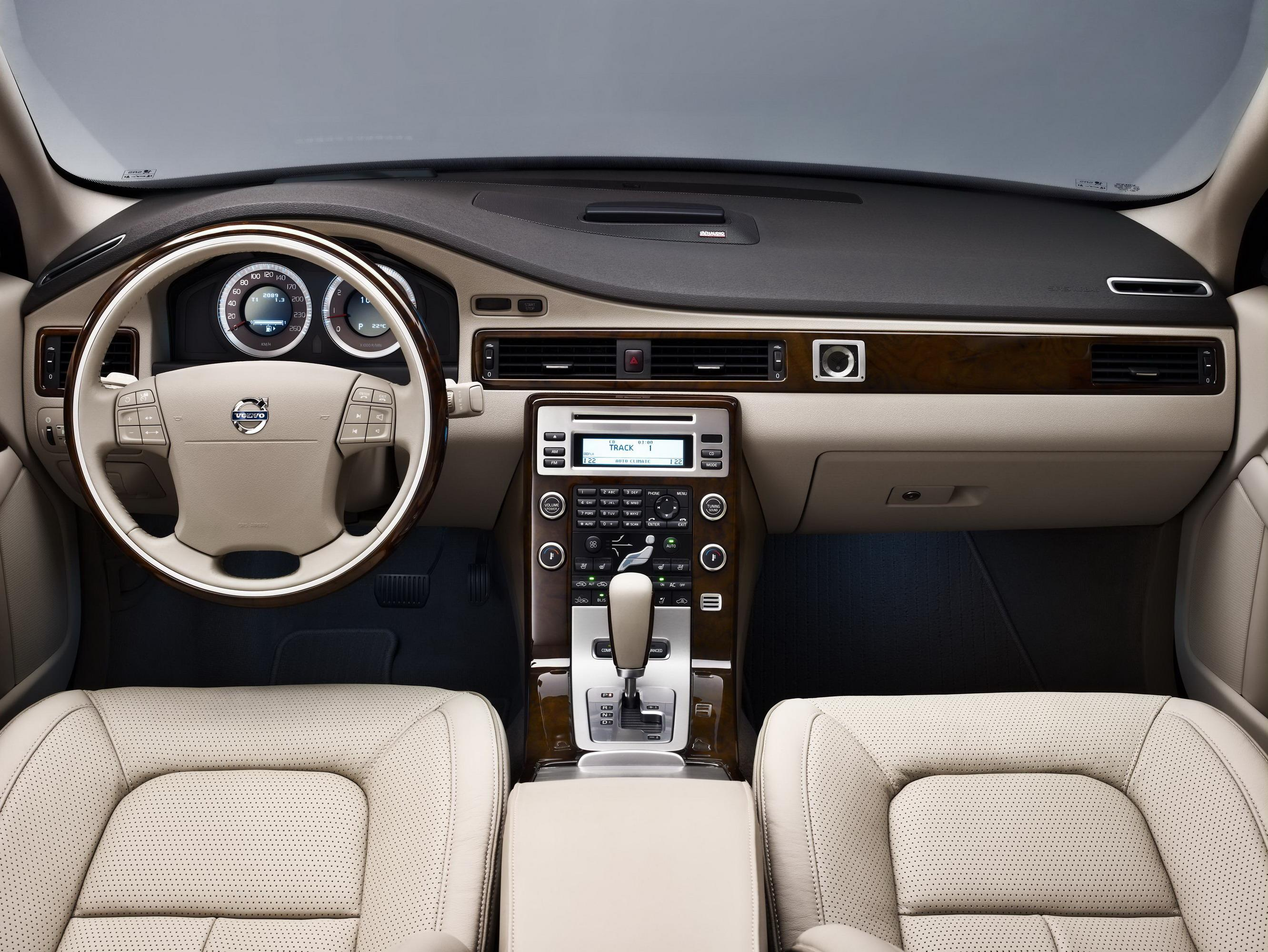 2009 Volvo S80 And Xc90 Executive Edition Top Speed