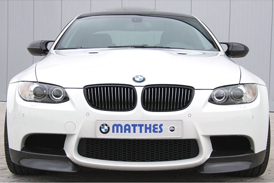 bmw 3 series by matthes tuning news top speed. Black Bedroom Furniture Sets. Home Design Ideas