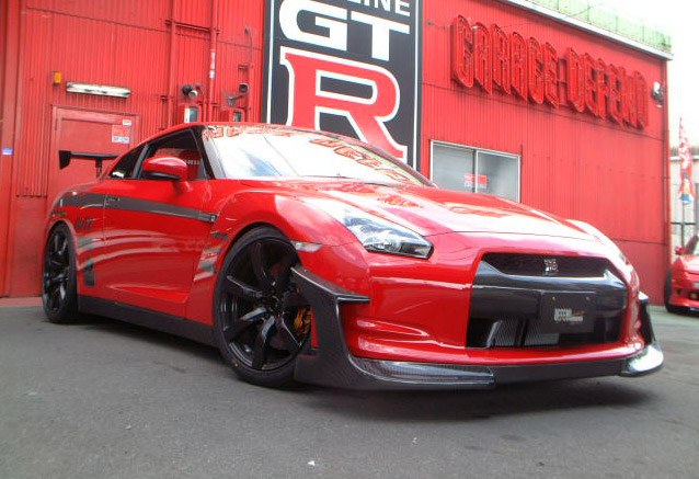 Nissan Gtr Custom >> Garage Defend Unveils Customized Nissan GT-R | Top Speed