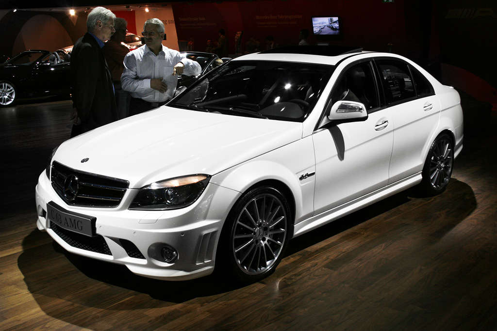 mercedes c63 amg us pricing announced picture top speed. Black Bedroom Furniture Sets. Home Design Ideas