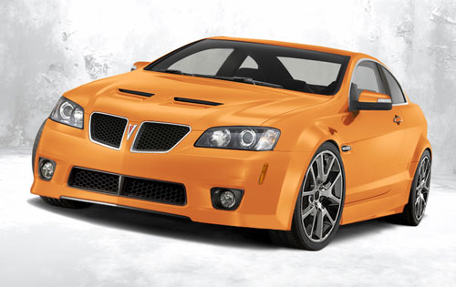 Pontiac G8 Gxp Coupe In The Next Three Years Top Speed