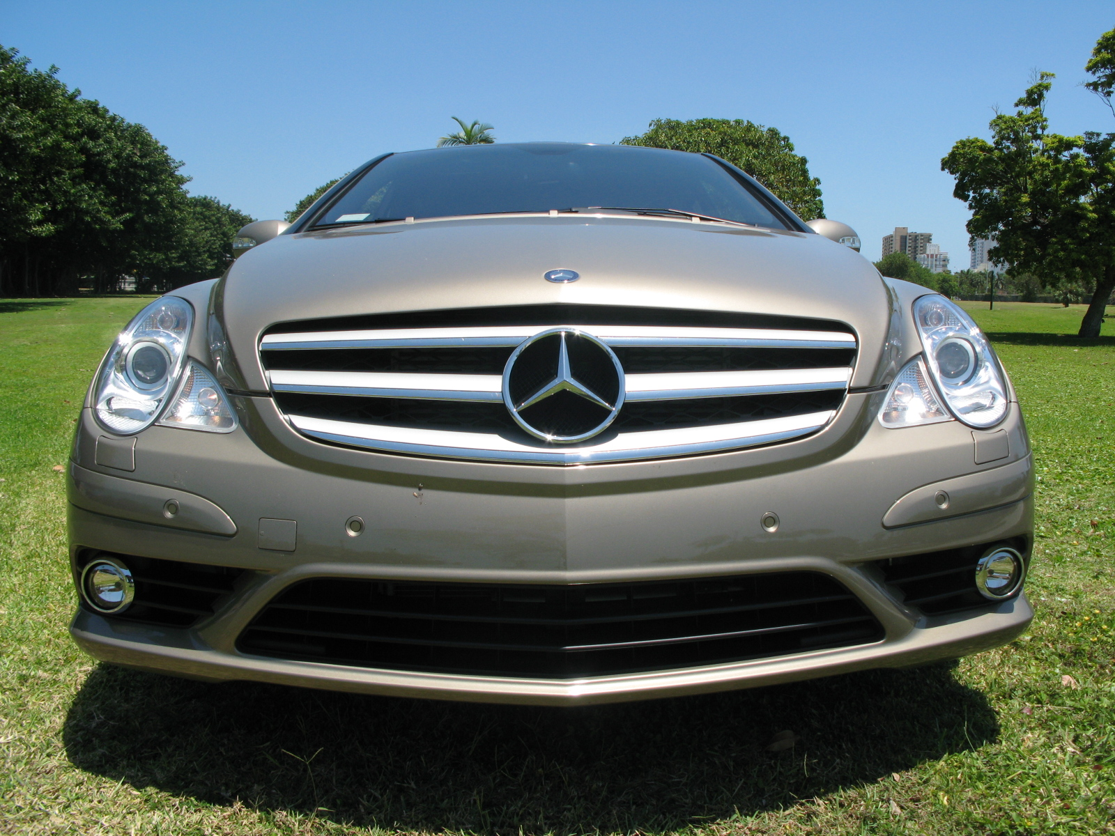 2008 Mercedes R320 CDI 4-Matic | Top Speed