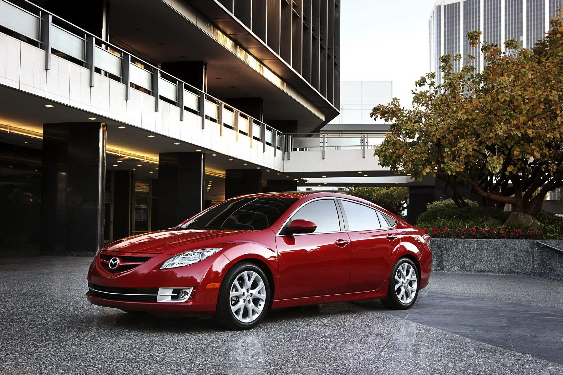 2009 mazda6 pricing announced top speed. Black Bedroom Furniture Sets. Home Design Ideas