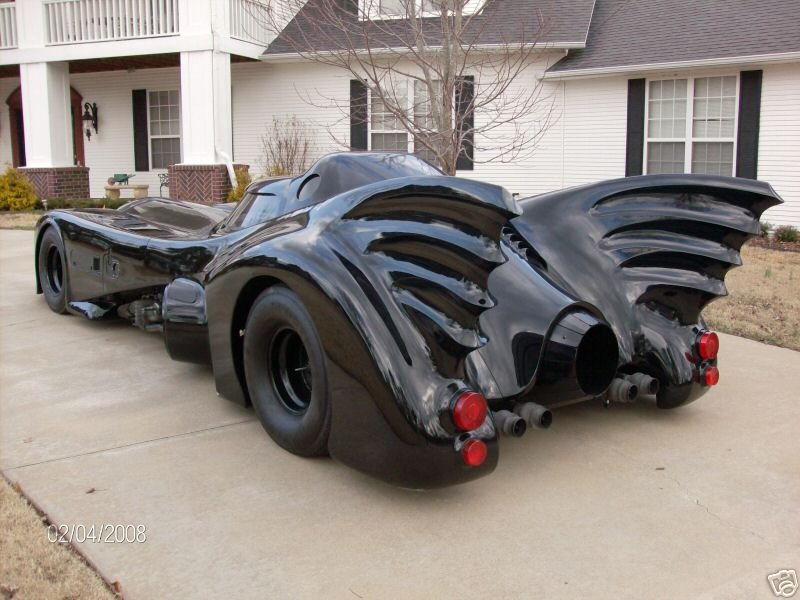 Batmobile For Sale On EBay News - Top Speed