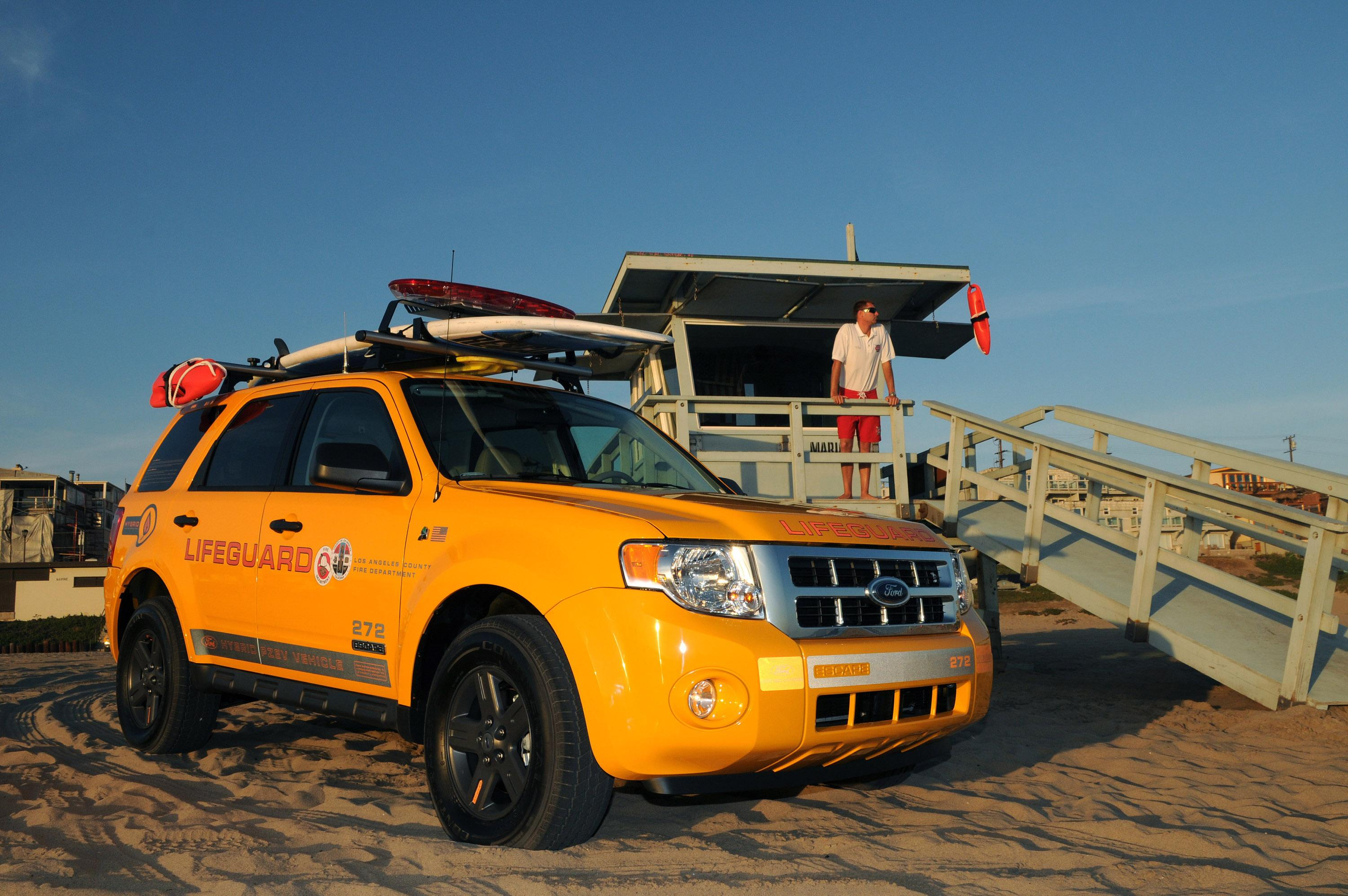 2008 Ford Escape Hybrid Lifeguard Vehicles Review - Top Speed - photo#44