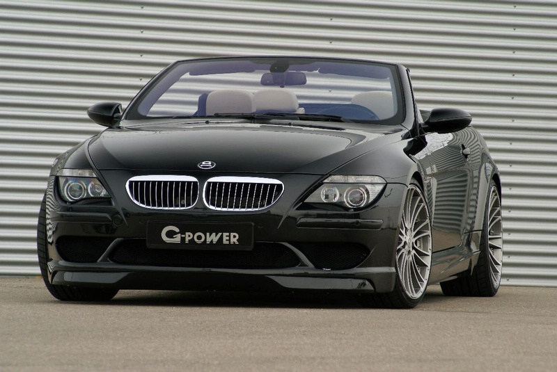 g power m6 hurricane based on the bmw m6 news top speed. Black Bedroom Furniture Sets. Home Design Ideas