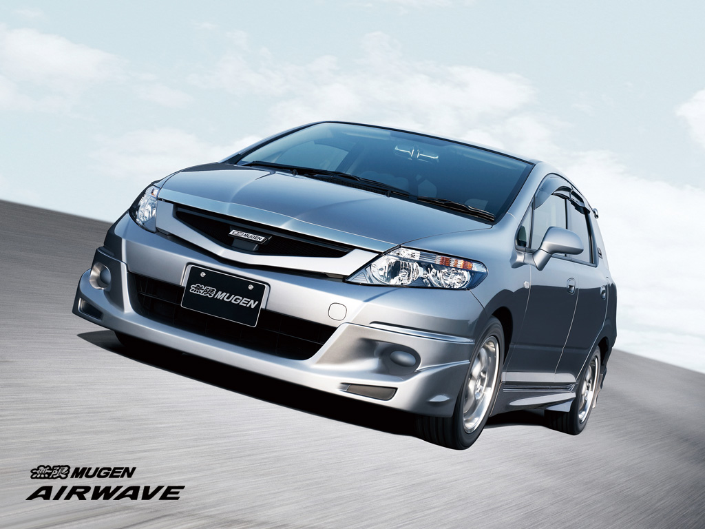 mugen tunes  honda airwave news top speed