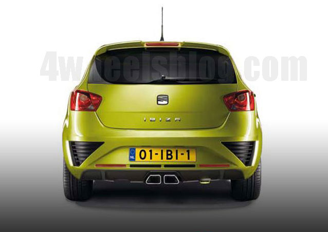 seat ibiza sport pack unveiled news top speed. Black Bedroom Furniture Sets. Home Design Ideas