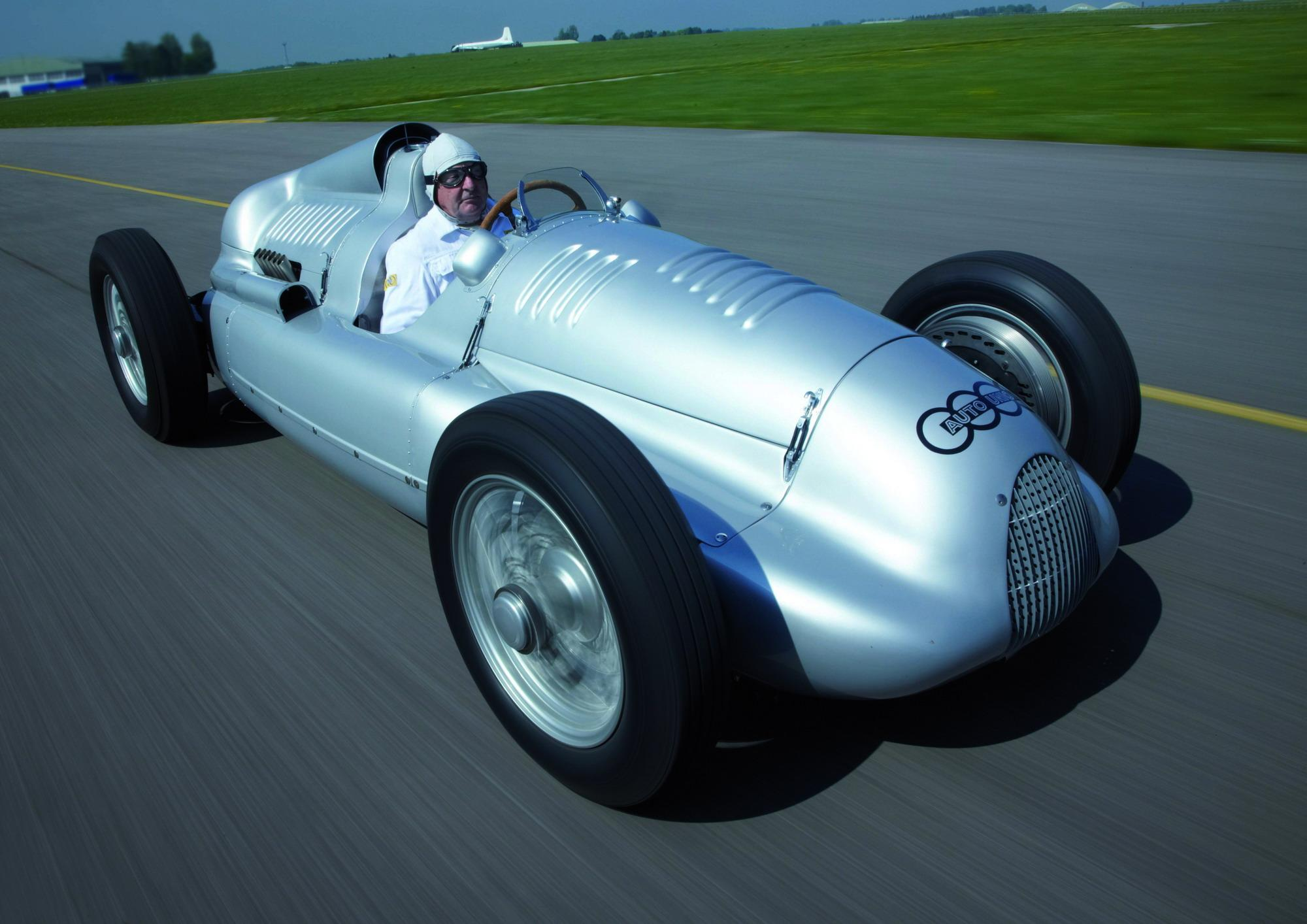 1939 Auto Union Type D At Goodwood Festival Of Speed News - Top Speed