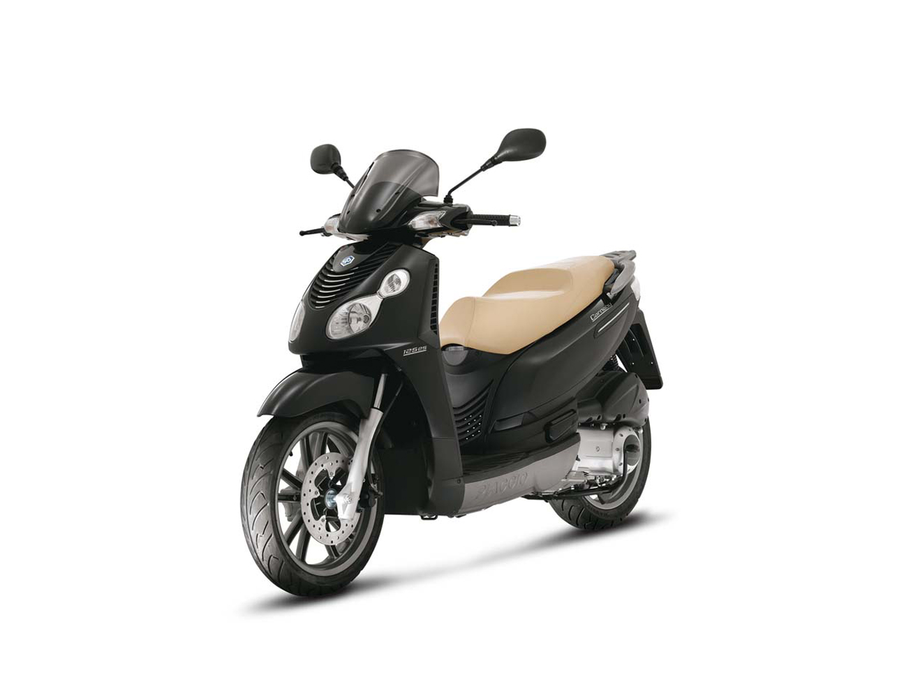 2008 Piaggio Carnaby 125   Top Speed
