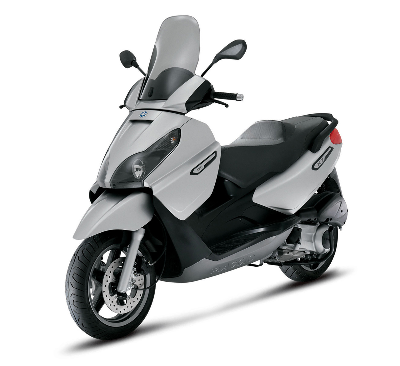 Automatic Transmission Motorcycle >> 2008 Piaggio X7 | Top Speed