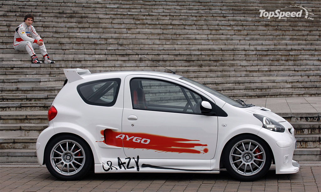 2008 toyota aygo crazy picture 251331 car review top speed. Black Bedroom Furniture Sets. Home Design Ideas