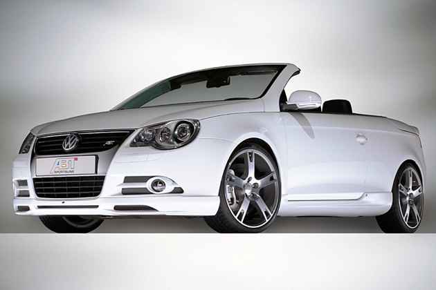 2008 volkswagen eos by abt top speed. Black Bedroom Furniture Sets. Home Design Ideas