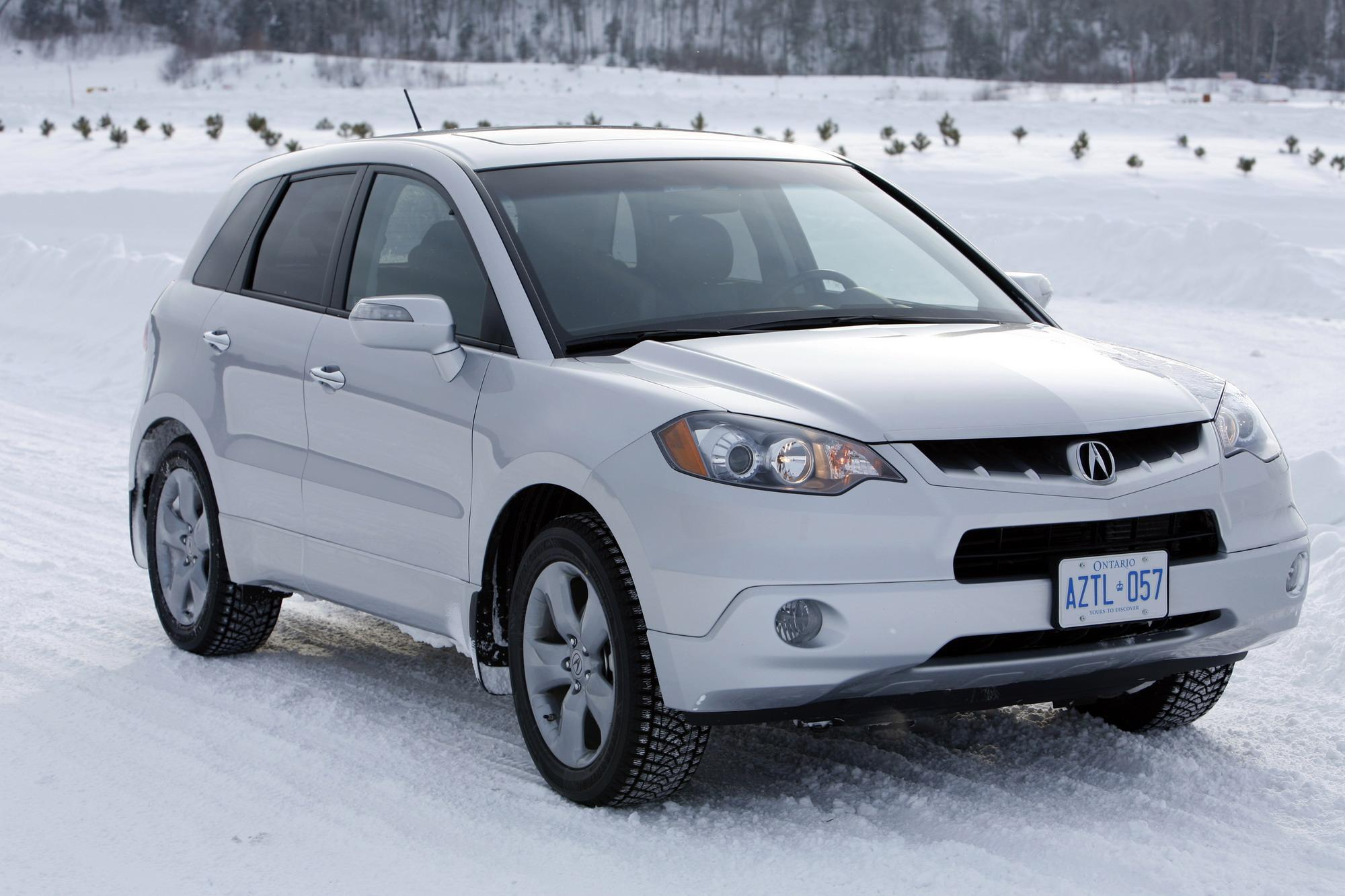 2009 acura rdx pricing announced news gallery top speed. Black Bedroom Furniture Sets. Home Design Ideas