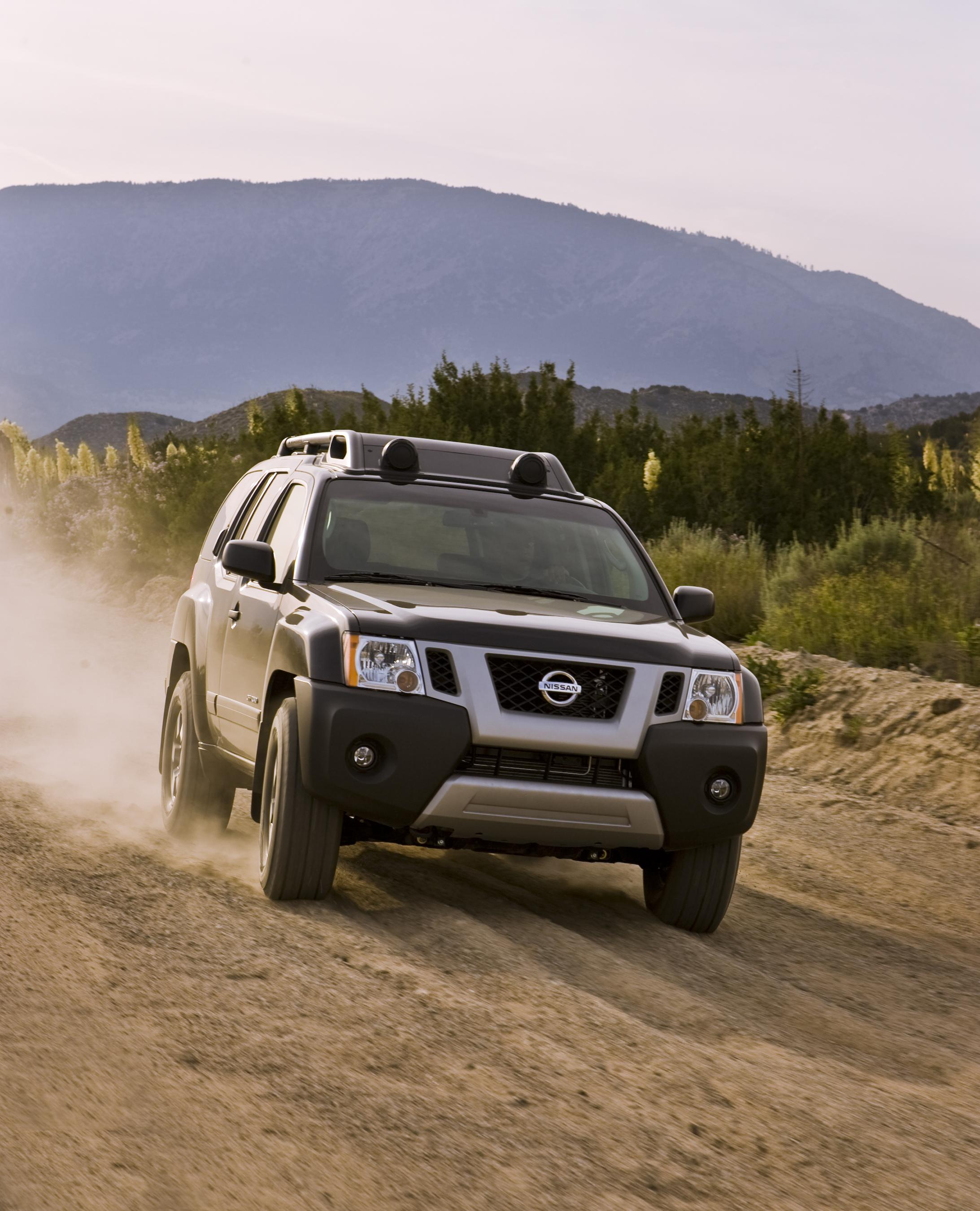 2009 Nissan Xterra Review Top Speed
