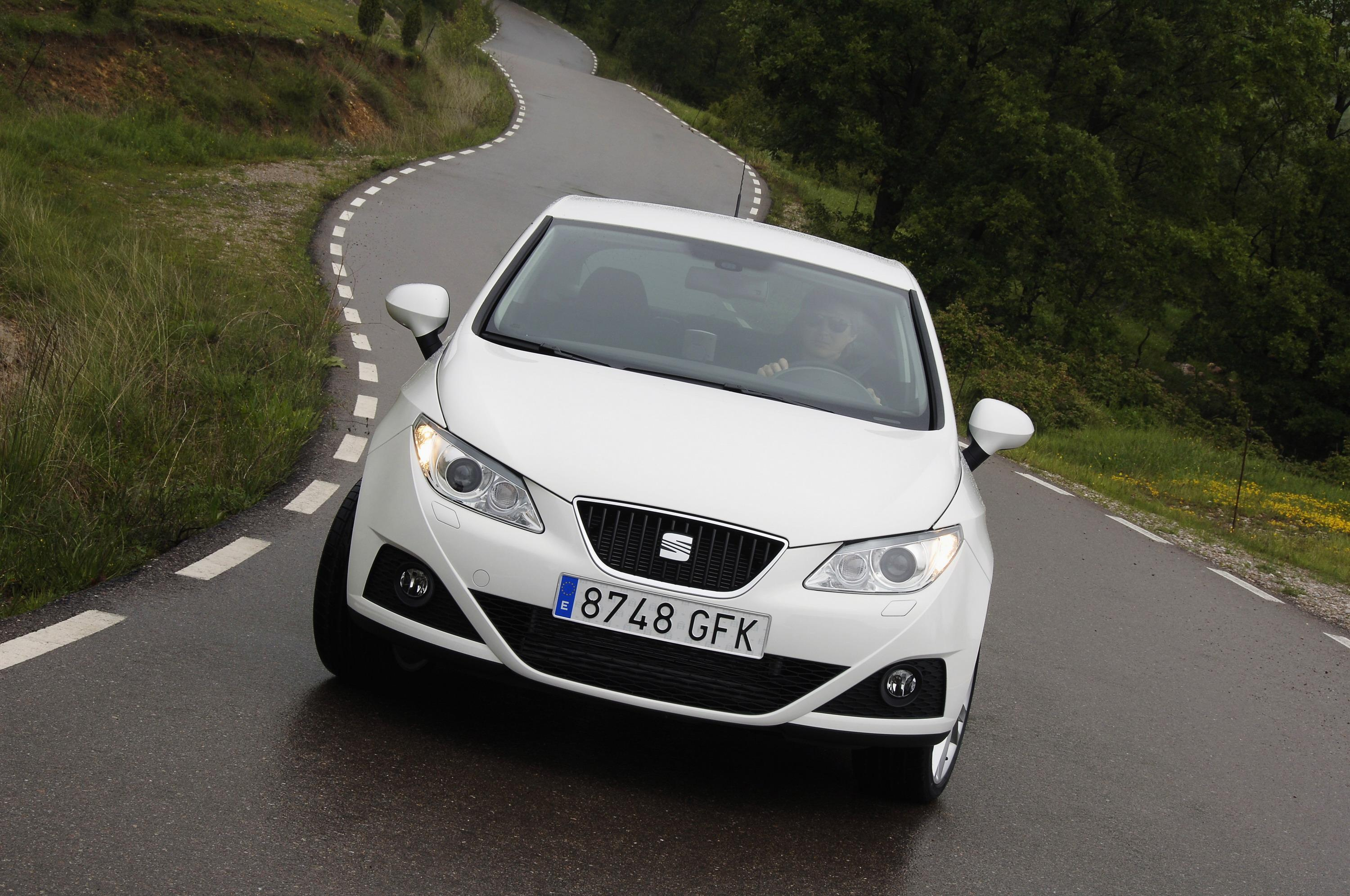 2009 Seat Ibiza Sportcoupe Top Speed