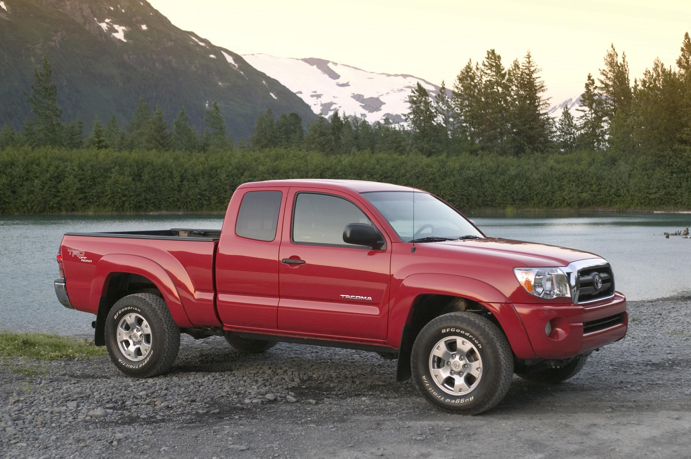 Toyota Four Runner For Sale >> 2009 Toyota Tacoma Pricing Announced | Top Speed