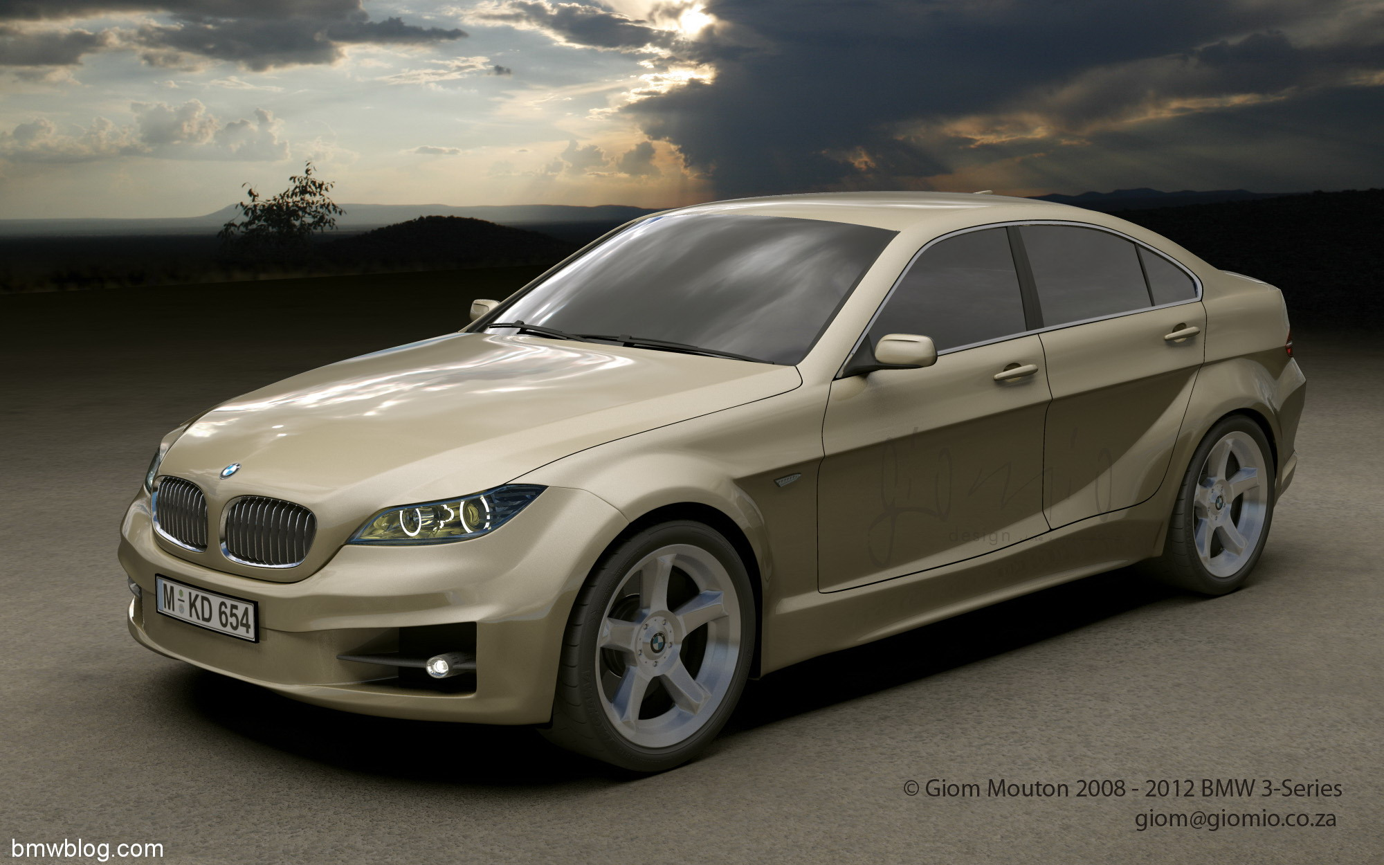 2012 BMW 3-Series Will Look Like This? News - Top Speed
