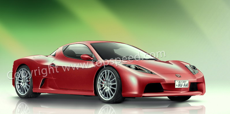 acura nsx will make nurburgring in 7 37 picture top speed. Black Bedroom Furniture Sets. Home Design Ideas