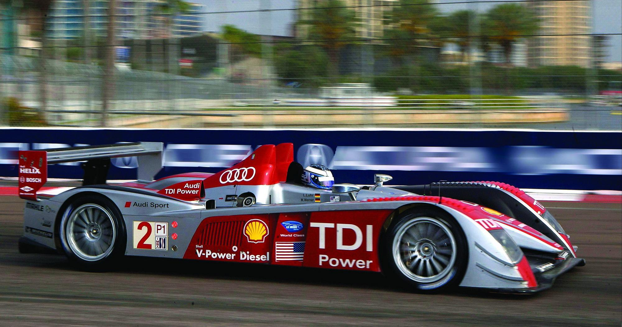 Audi R10 Tdi Race Car Will Use Biofuel Top Speed