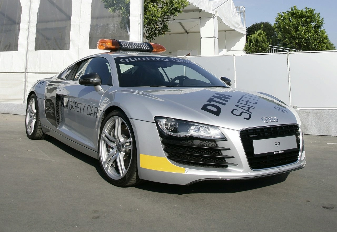 Audi R Official Safety Car Of DTM Series News Gallery Top Speed - Audi official