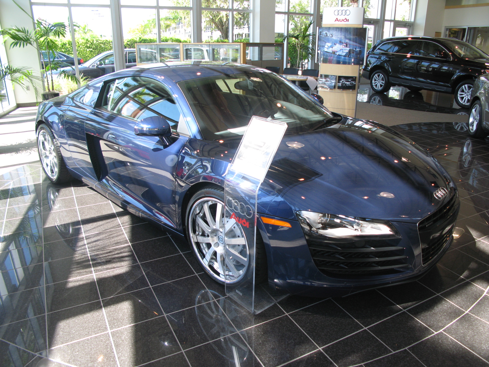 Audi R Marked Up News Top Speed - Audi dealers in south florida