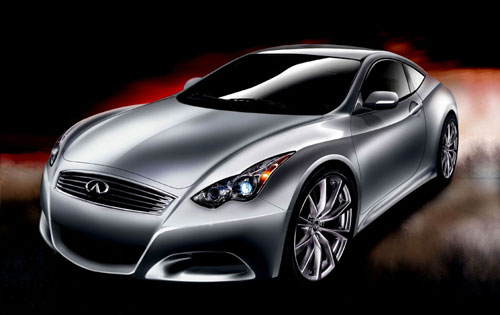 Baby Infiniti Based On The Future Z Car Top Speed