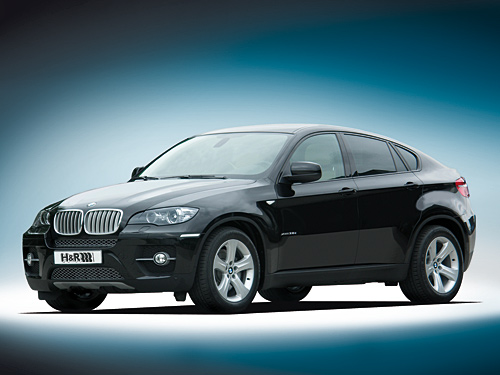 Bmw X6 By H Amp R Top Speed