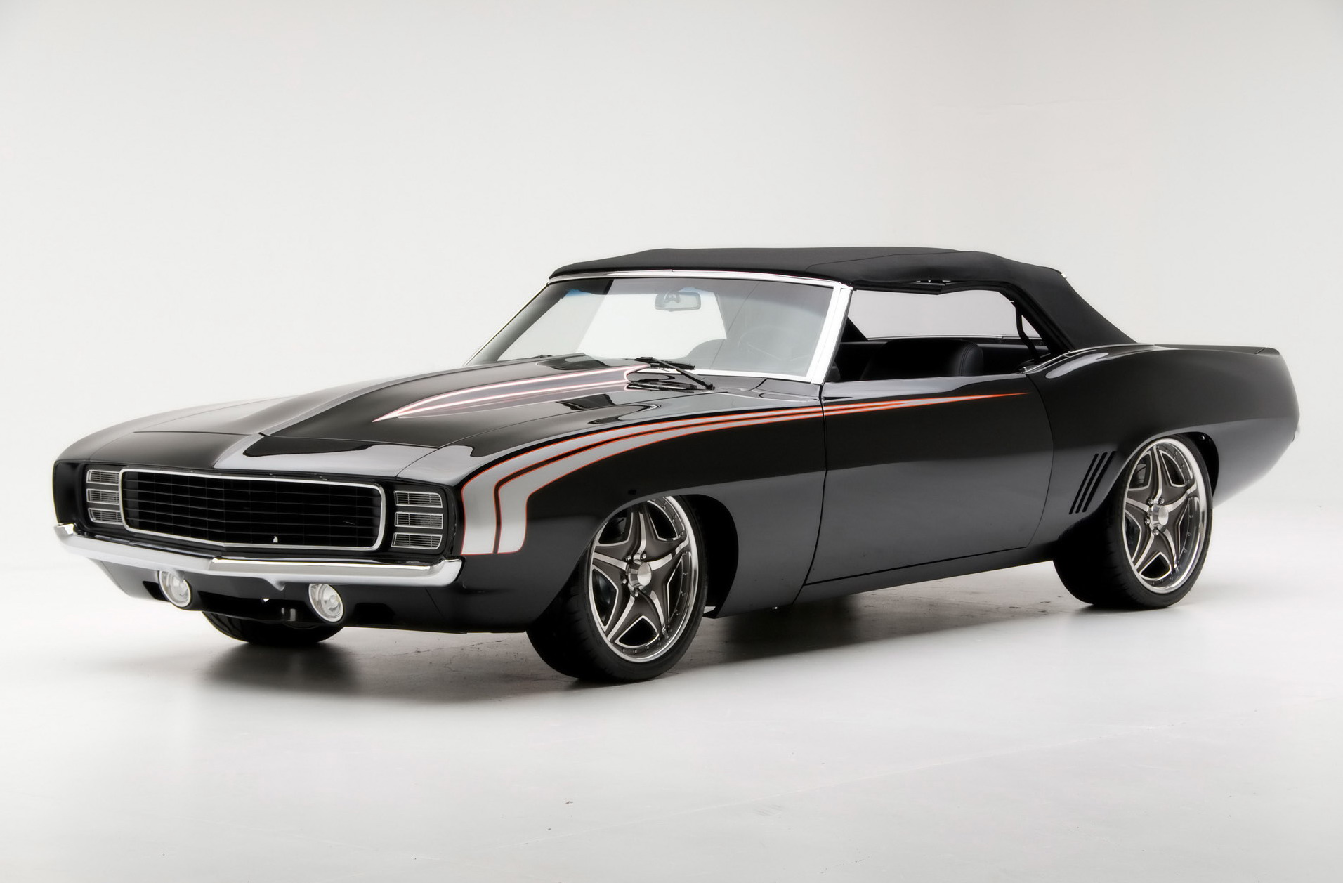 Chevrolet Camaro Convertible Supercar By Modern Muscle News ...